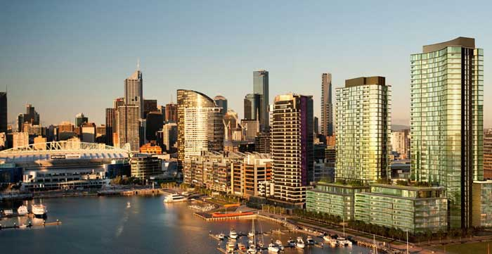 Convesso – 2A/8 Waterside Pl, Docklands